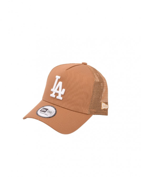 Trucker L.a Creme Marron-clair